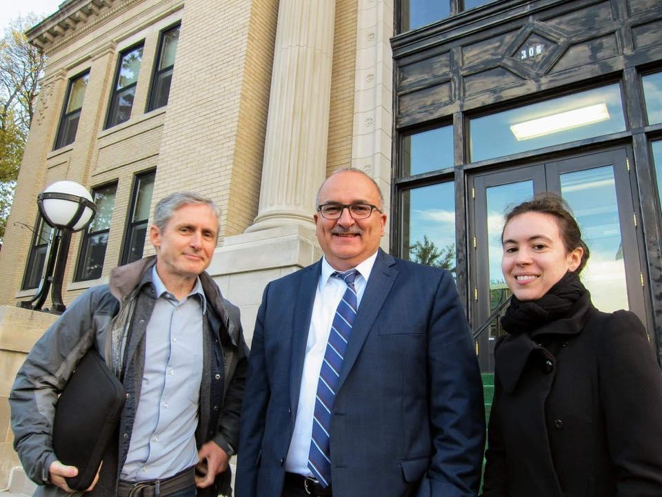 CDP in the Press: Media Coverage of North Dakota Trial