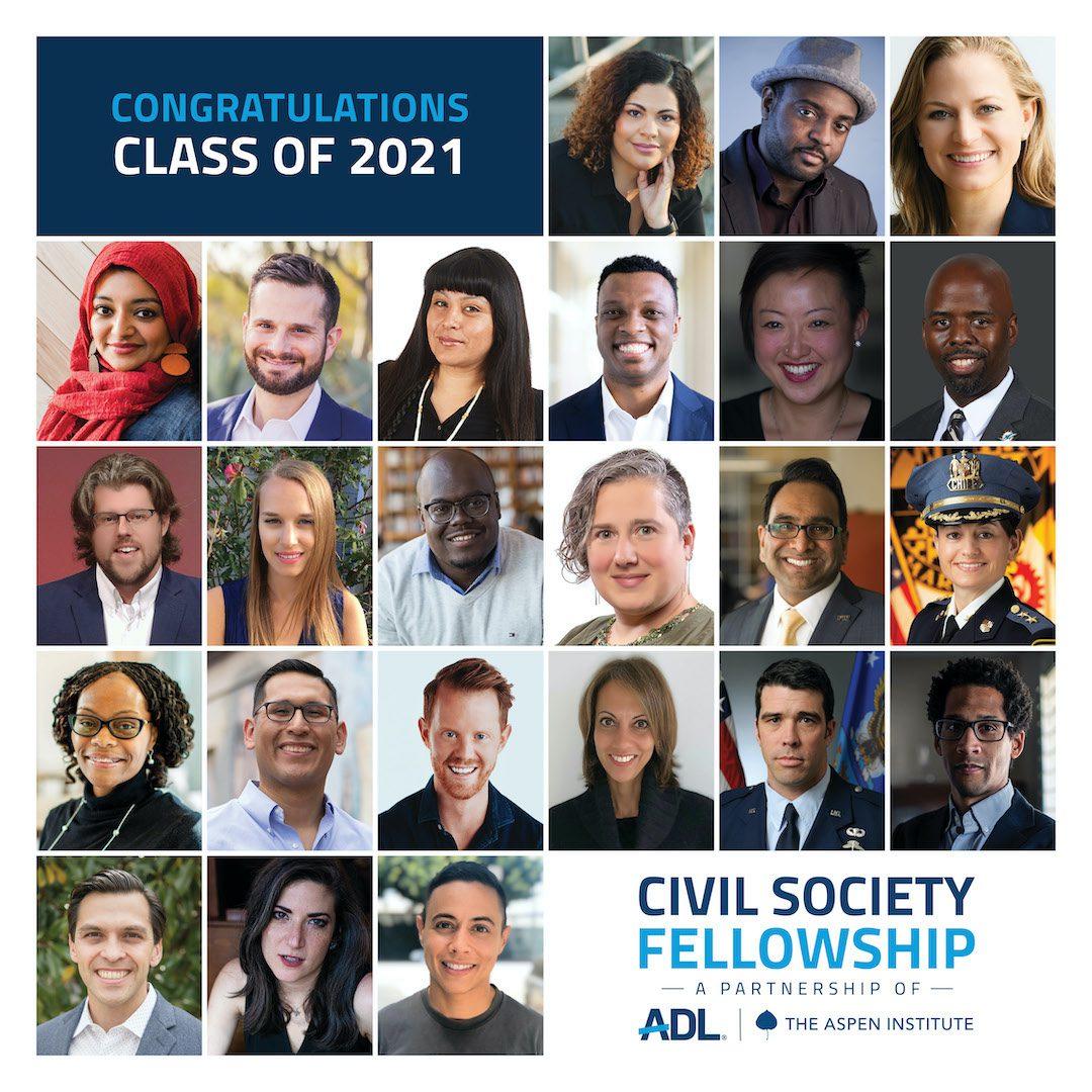 CDP Co-Founder Awarded Civil Society Fellowship